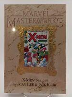 Marvel Masterworks X-Men Vol 3 Stan Lee & Jack Kirby Hardcover Factory Sealed