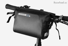 ROSWHEEL DRY SERIES 3-Ltr quality waterproof sealed seam handlebar bag small UK