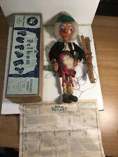 Vintage Pelham Puppets Macboozle Within Its Original Box With Paperwork
