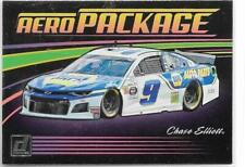 Chase Elliott 2020 Donruss Nascar Racing AERO PACKAGE Insert Card  #A7