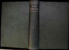 Ch. mirabile/J. vanverts. leurs de technique operatoire; volume I. 1902.962 pagine...