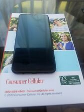 Samsung Galaxy A20 32 Gb New For Consumer Cellular with Accessories