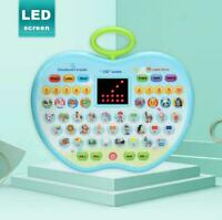 Baby Early Educational Toys Kids For 1-6 Years Toddler Learning English Gifts AU