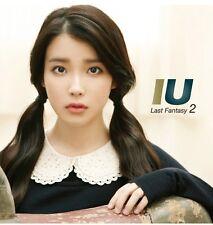 IU 2ND ALBUM[ LAST FANTASY]  아이유