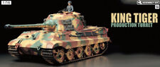 Tamiya # 56018 Rc King Tiger Product. Turret - Full Option Kit Nib