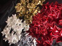 Stern Sterne Weihnachtsstern Weihnachten Tischdeko Streudeko Scrapbooking 30 mm