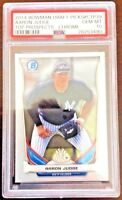 2014 Bowman Chrome Draft Aaron Judge Rookie RC PSA 10!