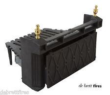 "16"" inch / 40cm Lattice All Night Burner Open Set Coal Fire Grate Solid Fuel"