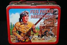 1965 Fess Parker From The Daniel Boone Show Lunch Box NO THERMOS Original!