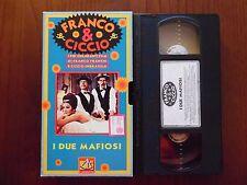 I due mafiosi (Franco Franchi, Ciccio Ingrassia) - VHS ed. De Agostini