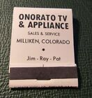 Matchbook - Onorato TV Appliance Milliken Colorado FULL photo