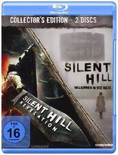 Silent Hill 1 + 2 Collectors Edition 2 Blu rays  Neuware ( OVP ) foliert