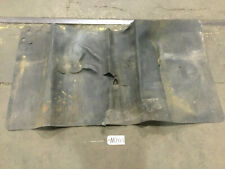 1966-1977 EARLY FORD BRONCO FACTORY BLACK FRONT FLOOR MAT D3BB-1013010 OEM