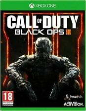 Call of Duty Black Ops 3 III Xbox One Mint Same Day Dispatch 1st Class Delivery