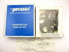 Pronto 10349G Carburetor Rebuild Kit Fits 1967-1983 GM Chrysler Holley 2210 2245