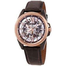 Bulova Classic Automatic Skeleton Dial Men's Watch 98A165
