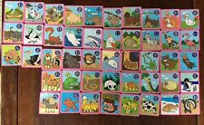 Animal Hiragana Learning Japanese Alphabets Karuta Education Card Game Aiueo