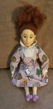 Miss Frizzle (The Magic School Bus) Vintage Doll