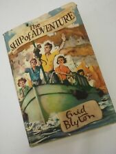 Enid Blyton The ship of adventure 1950 1st edition