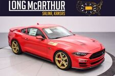 2020 Ford Mustang Saleen 302 Yellow Label 740 HP MSRP $70330