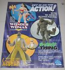"1998 DC DIRECT ACTION Figure Dealer Promo Poster 17"" x 22"" DC Comics Sandman"