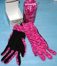 paire de sous gants moto ESKA Butterfly rose taille L/XL neuf