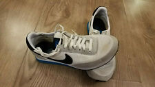 Nike Air Zapatillas Azul Blanco, Uk Size 7 EU41 Waffle Elite Vortex