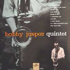 BOBBY JASPAR Quintet SPain Press Fresh Sound FPX 123 LP