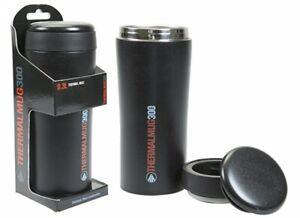 🔥 Summit 300ml Hot Drinks Tea Coffee Double Wall Insulated Travel Thermal Mug