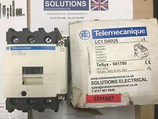 TELEMECANIQUE SCHNEIDER LC1D40U5 240V CONTACTOR 18.5KW