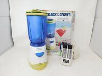 Black & Decker PartyMate Portable Drink Maker Blender DM100 Tested Batteries