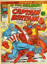 CAPTAIN BRITAIN (1976) #16 Marvel Comics Group UK