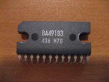 Pioneer • BA49183 • Power Regulator Integrated Circuit • Fits other brands too.