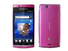 "Original Sony Ericsson XPERIA Arco S teléfono inteligente LT18 GSM 4.2"" Rosa Sakura"
