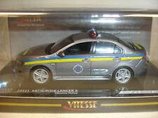 Vitesse : Mitsubishi Lancer Ukraine Police 1:43