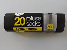 Tidyz sacchetti per extra forte Rotolo di 20