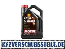 MOTUL Motoröl X-CLEAN + 5W30 109220 für AUDI VW BMW Mercedes