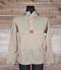 Bergans of norway ultraléger motorisé anorak 1/4 zippé à capuche hommes veste taille m, authentique