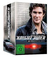 KNIGHT RIDER GESAMTBOX - DIE KOMPLETTE SERIE - 26 DVD NEU
