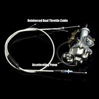 30MM PZ30 Choke Carb Carburettor Throttle Cable For TTR250 200 250cc ATV Quad