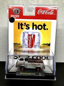 M2 Coca-Cola raw 1965 Ford Econoline truck