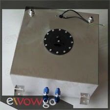 Universal Lightweight Aluminum 10 Gallon Fuel Cell Tank + GM Sending Unit