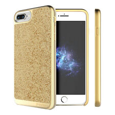 "Prodigee Sparkle Gold iPhone 7 PLUS 5.5"" Glitter Dazzling Thin Slim Case Cover"