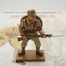 Figurine Del Prado soldat plomb Soldat Armée Communiste Chine 1946 Toy Soldier