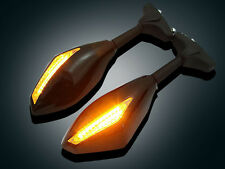 LED Mirrors Turn Signals for Suzuki GSXR 600 750 1000 2001~2005, 2009-2012