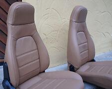 MAZDA MX5 Leder Ledersitze zweiteilig Sitze Pilotensitze beige Garnitur LE LTD