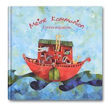 Erinnerungsalbum Motiv Kommunion Arche Noah (2014, Gebundene Ausgabe)
