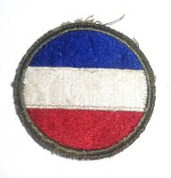 WWII US Army Ground Units Patch Sleeve Insignia ORIGINAL Vintage