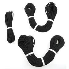 Corde Noir Outdoor Survie Sécurité Escalade Escalade auxiliaire Rope 10M