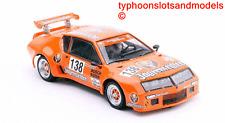 12803 TEAMSLOT Renault Alpine A310 V6 GTP-JAGERMEIFTER-B. Wollek-Nuevo